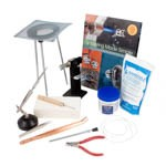 Soldering Kit with Butane Torch and Book