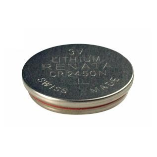 #CR2450N Renata Lithium Watch Batteries